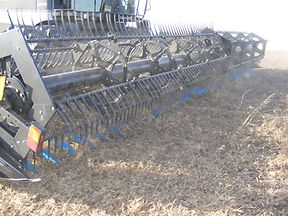 E-Kay Crop Lifters in crop