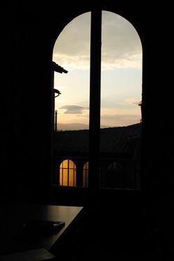 Biblioteca, Siena, Italy, 2016