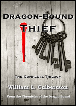 Dragon-bound Thief cover