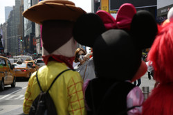 Time Square, 2018