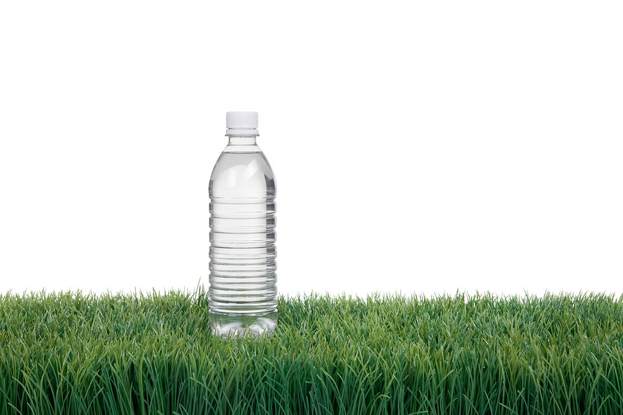 Bottled Water with Custom Label