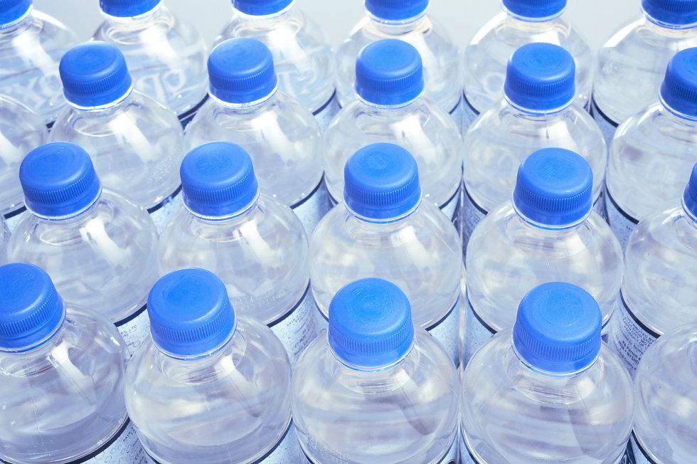 Custom Label Water