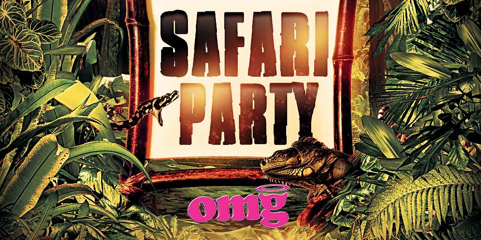 The Freshers Safari