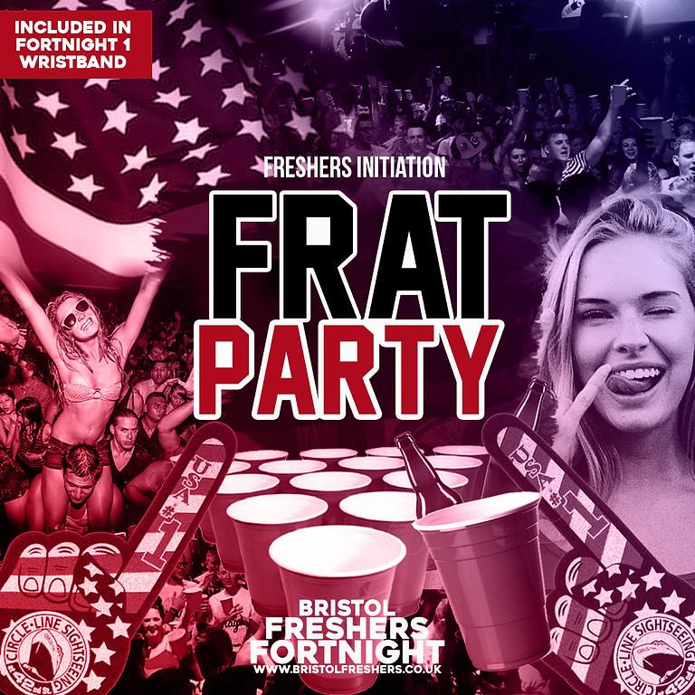 Freshers Frat Party