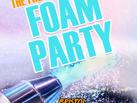 Go Hard In The Foam!