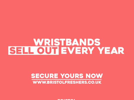 Wristbands Sell Out Every Year