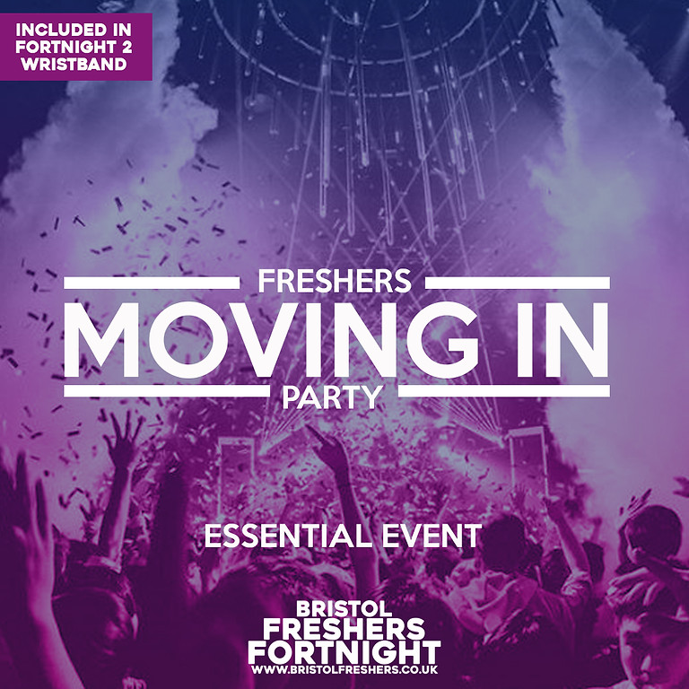 Freshers Moving In Party