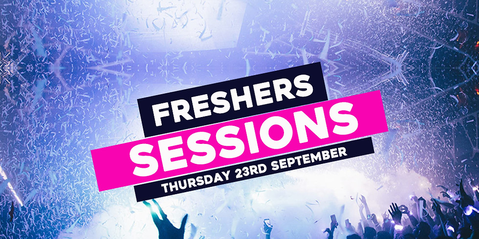 Freshers Sessions