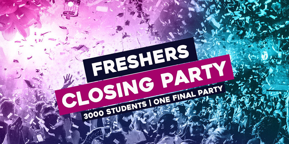 Freshers Closing Party