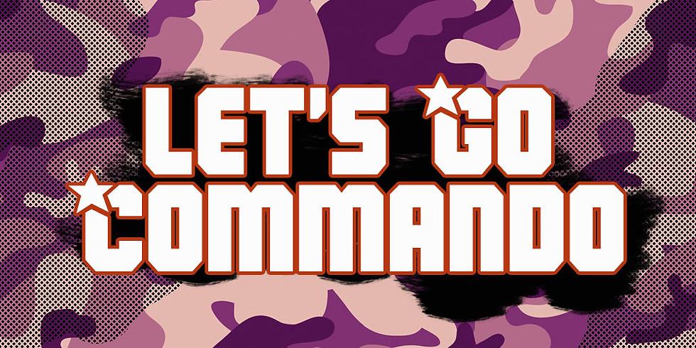 Let's Go Commando