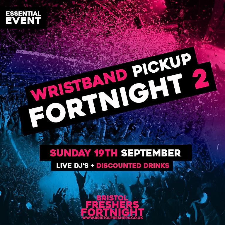 Fortnight 2 Wristband Pickup