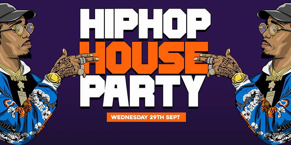 HipHop House Party / Bonus Event