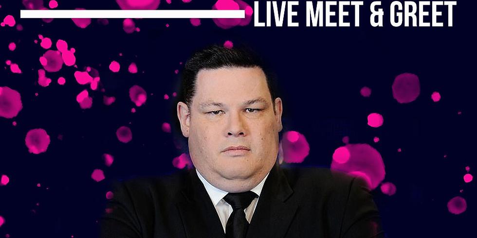 The Beast Mark Labbett Live PA
