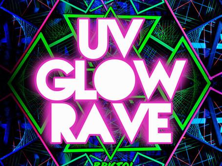 UV GLOW RAVE