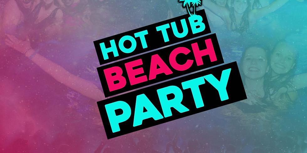 The Hot Tub Beach Party