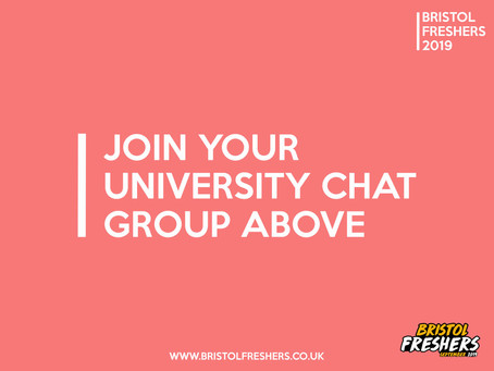 Join your university group now!