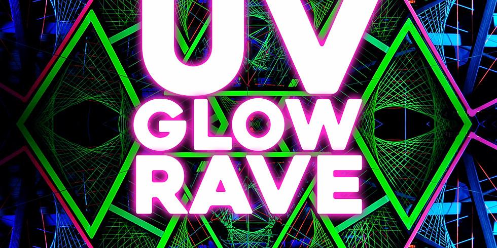The UV Glow Rave