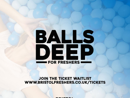 Balls Deep For Freshers