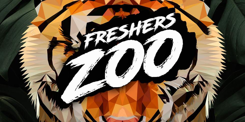 The Freshers Zoo