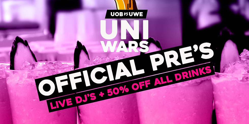Uni Wars Official Pre's