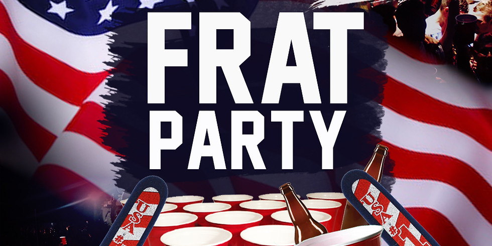 The Freshers Frat Party