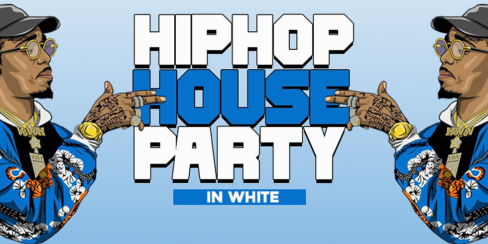 Hip Hop House Party / In White - F2