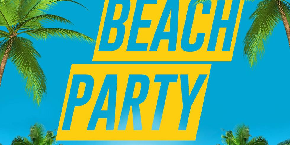 Gin N Juice Beach Party