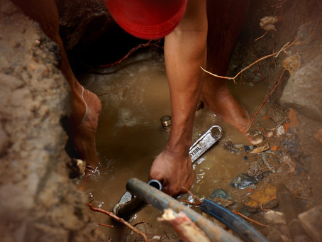 Problems only a plumber should fix