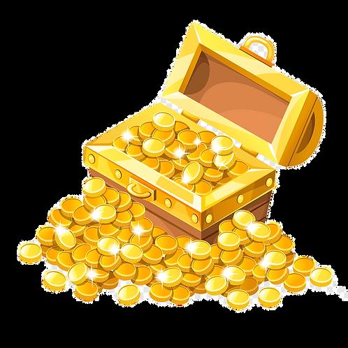 8,500 Coins