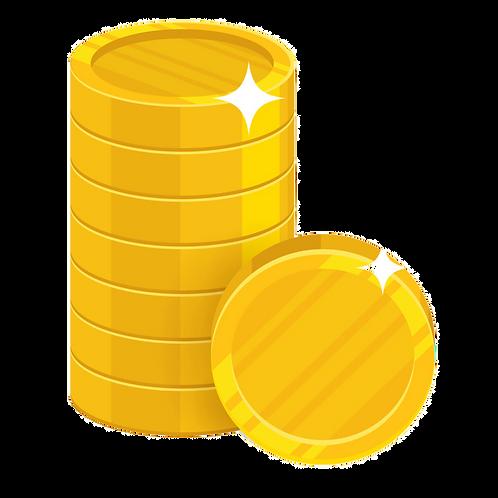 875 Coins
