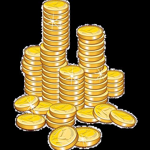3,350 Coins