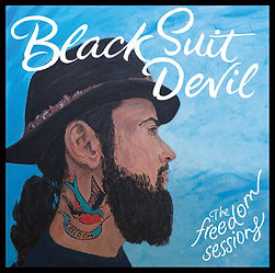 Black Suit Devil CD