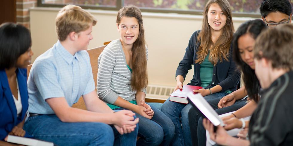 Rolleston: 11-17yr - 6week Social Skills & Anxiety Management Group