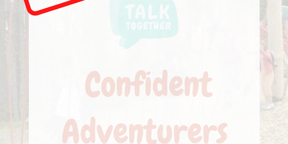 Confident Adventurers- April School Holidays 9am-12pm