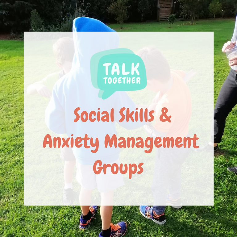 Term 3 Rangiora 5-10yr: 4-week Social Skills & Anxiety Management Group + LEGO Therapy