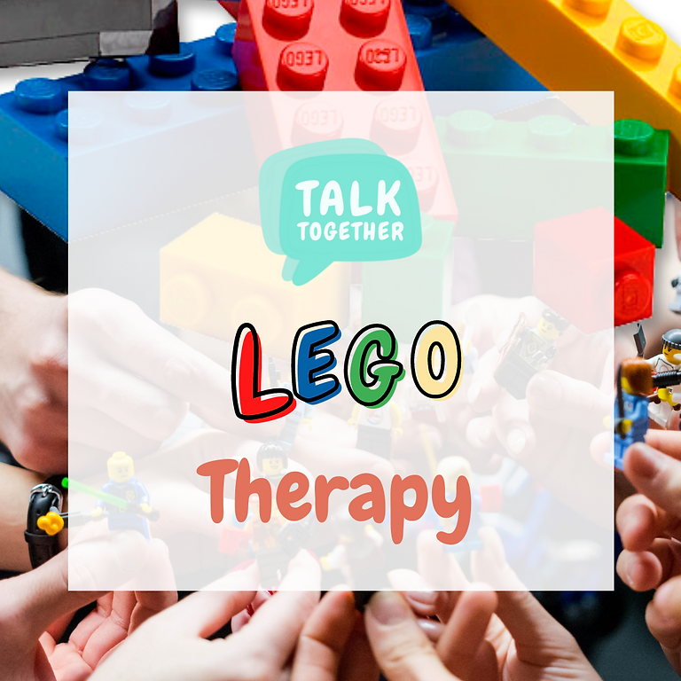 Term 2: 4-week LEGO Therapy Cashmere