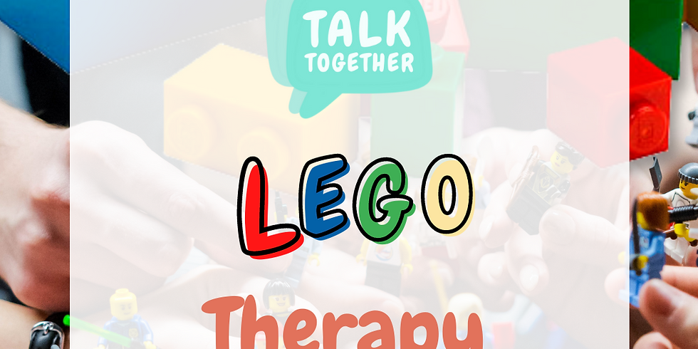 Term 3: 4-week LEGO Therapy Christchurch