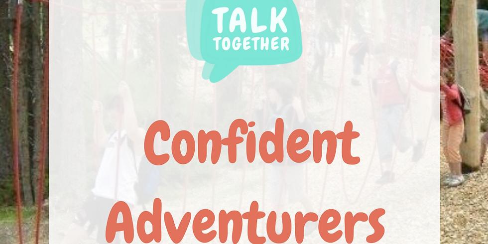 Confident Adventurers- April School Holidays 1-4pm