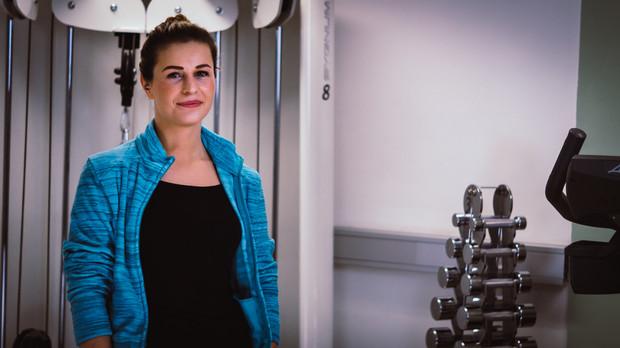 Kira Gattinger Physiotherapeutin