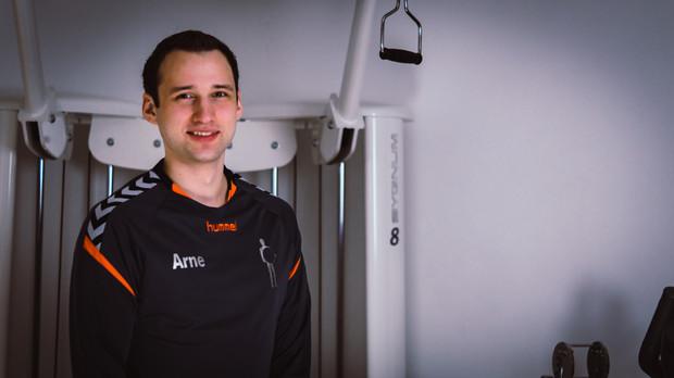 Arne Jungjohann Physiotherapeut