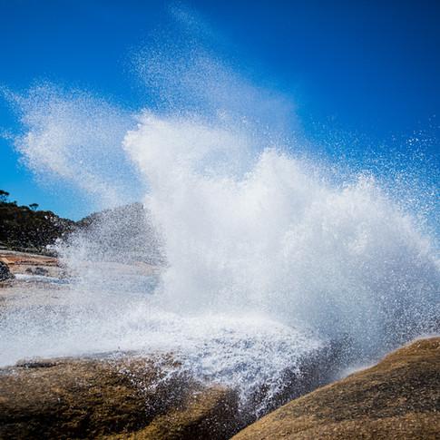 Blowhole   Tasmania