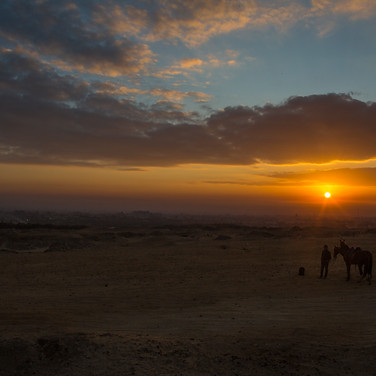 Egyptian Sunrise