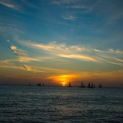Key West - Sunset
