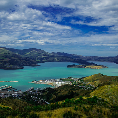 Lyttelton - New Zealand