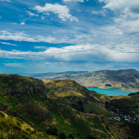 Foothills - New Zealand