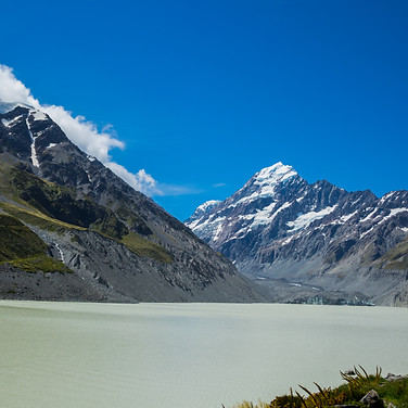 Mt Cook - Canterbury, New Zealand