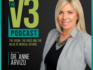 The #V3Podcast Launches on The Pharmacy Podcast Network