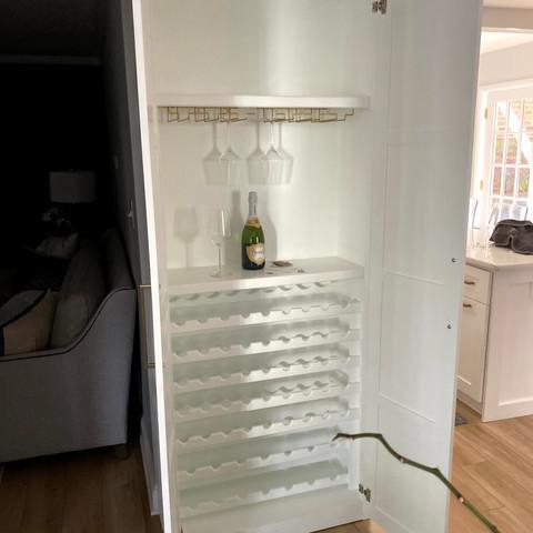 Wine Cabinet 2