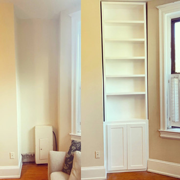 Before/After Built-In