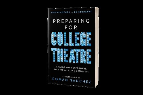 Paperback - College Theatre